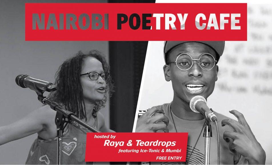 Nairobi Poetry Café; July 26