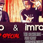 TAIO & Imran – Hiphop Special; July 27