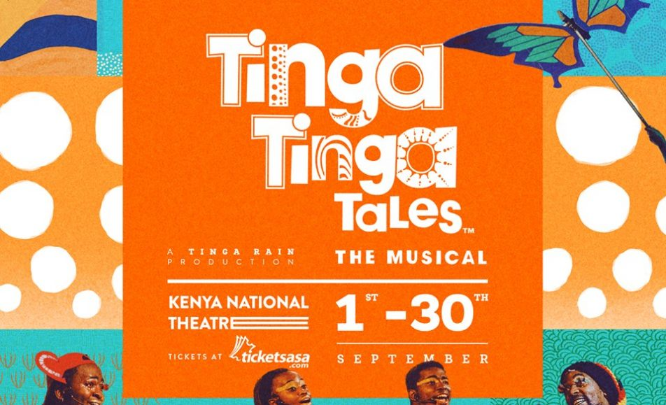 Tinga Tinga Tales The Musical 2018; September 1-30
