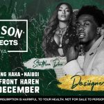 Jameson Connects Kenya with BAS, Stefflon Don & Desiigner; Dec 8