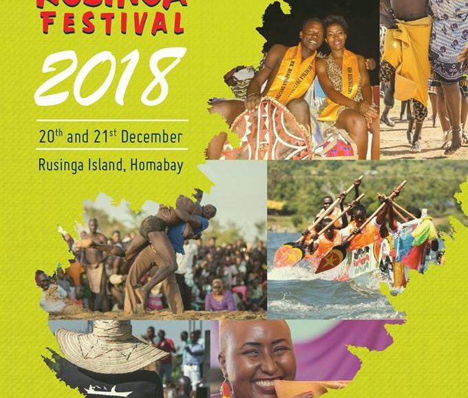 Rusinga Cultural Festival 2018; Dec 20-21