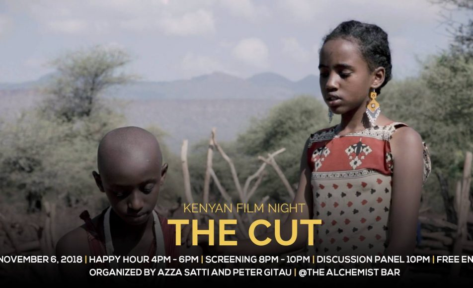Kenyan Film Night: The Cut; Nov 6