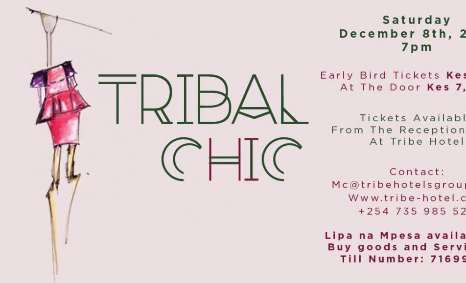 Tribal Chic 2018; Dec 8