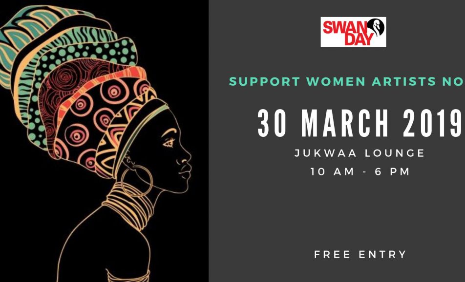Support Women Artists Now; March 30