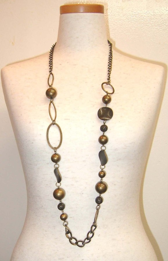 The different types of necklaces for women