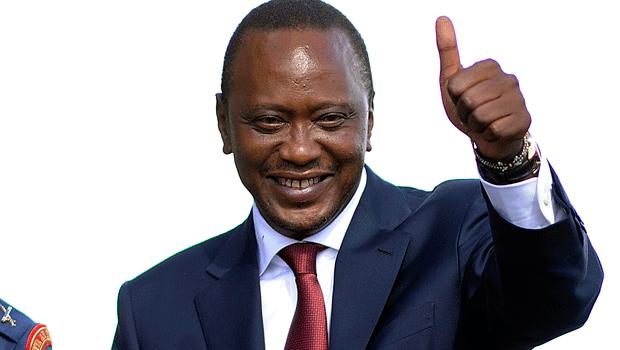 Image result for uhuru kenyatta
