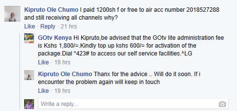 GOtv is illegally charging customers for access to free to air