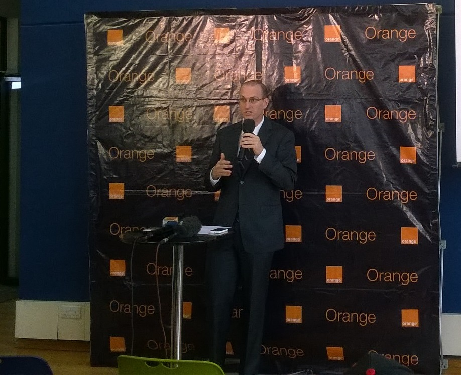 Orange Klif Launch