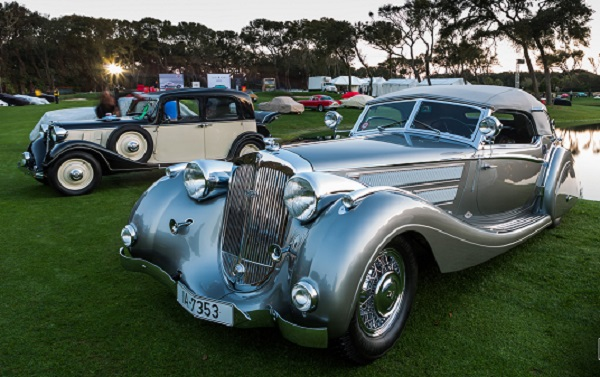 Concours D Elegance >> The Cba Concours D Elegance 2018 Is Slated For This Weekend