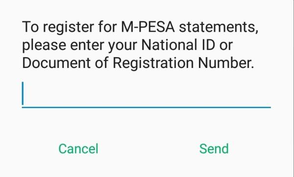 mpesa full statement