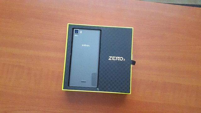 Infinix zero 3 user manual