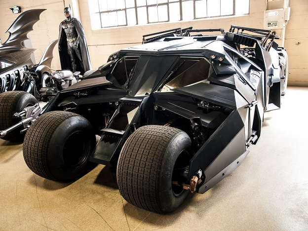 Batmobile by wwarby Batmobile