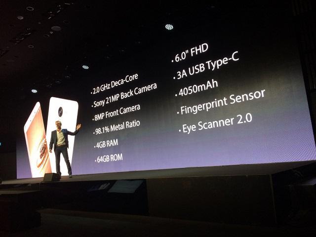 Introducing the Tecno Phantom 6 & Tecno Phantom 6 Plus - HapaKenya