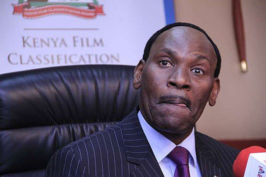 Ezekiel Mutua. Image from http://www.hapakenya.com/2016/10/17/ezekiel-mutua-states-that-he-will-not-be-scrapping-the-controversial-film-bill/