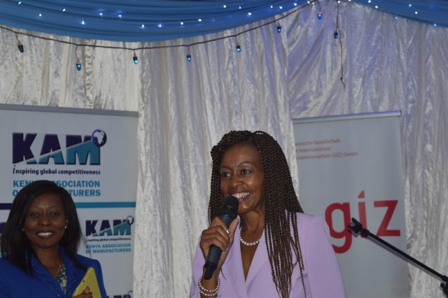 KAM & GIZ launch project to teach technical skills to Kenyan