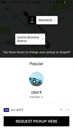 Comparison of Uber and Taxify's services in Kenya - HapaKenya