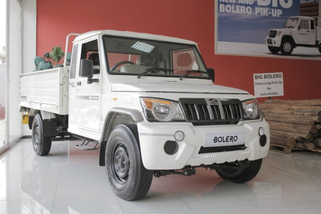 Mahindra has launched the new Big Bolero pickup in Kenya