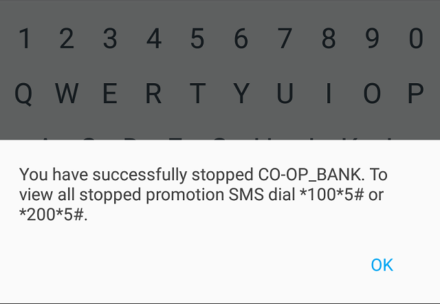 How to block annoying promotional SMS messages on Safaricom