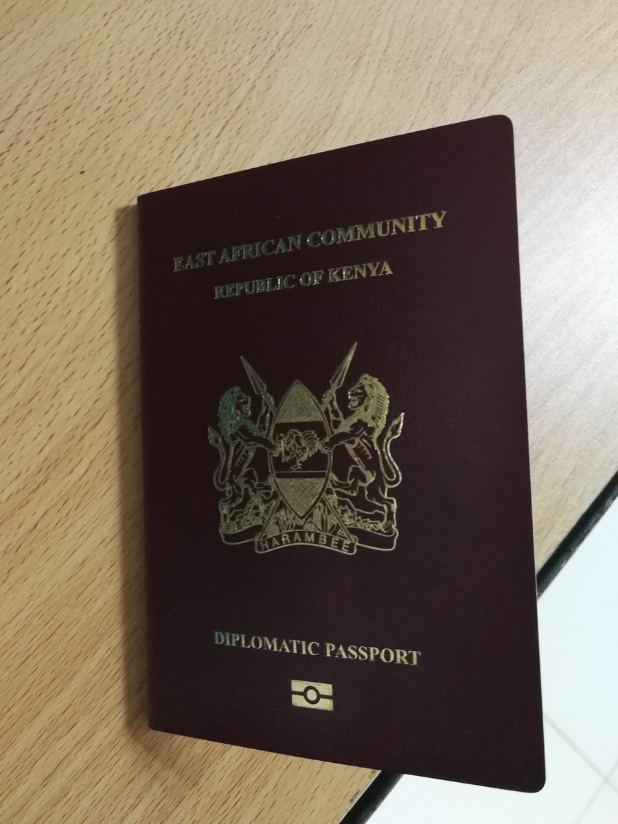 How to apply for a kenyan passport hapakenya requirements ccuart Image collections
