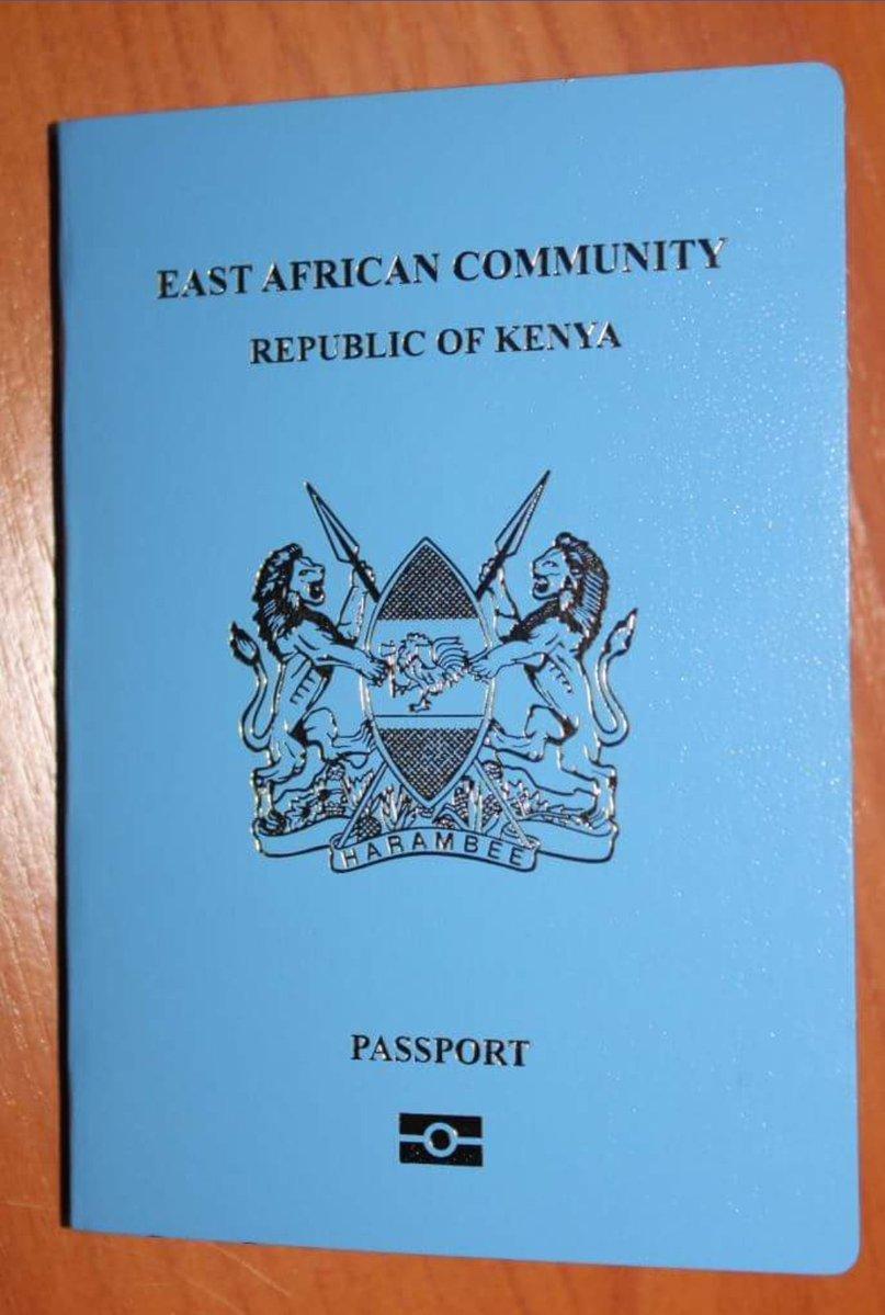 How To Apply For A Kenyan Passport - HapaKenya