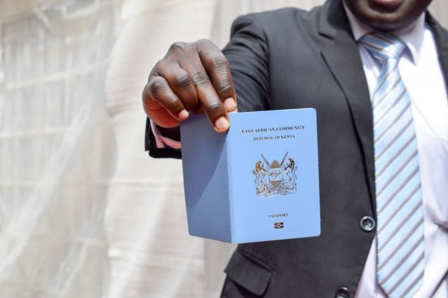 All You To Need To Know About The New Kenyan Passport Hapakenya