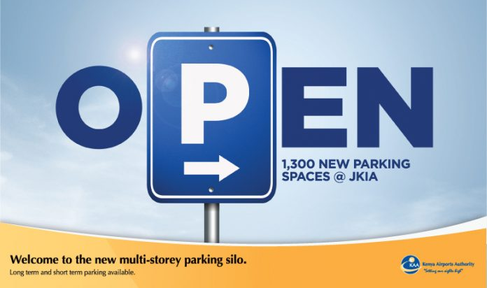 Kenya Airport Authority Boosts JKIA Parking by 1300 Places