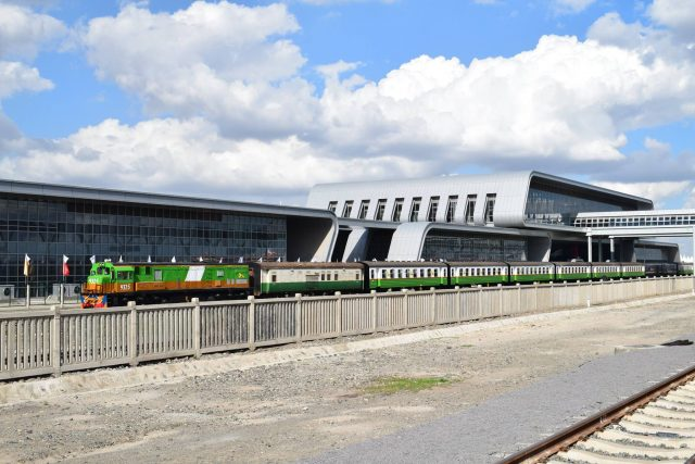 How to buy Madaraka Express tickets online and via USSD