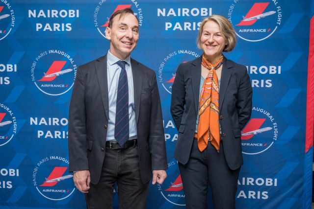 air france to now fly 3 times a week to nairobi after 18 year hiatus
