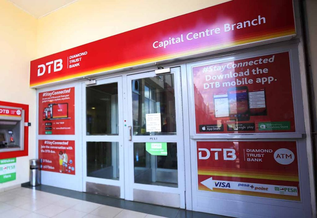 Image result for Sophia Njoki Mbogo, who was DTB's Eastleigh branch manager