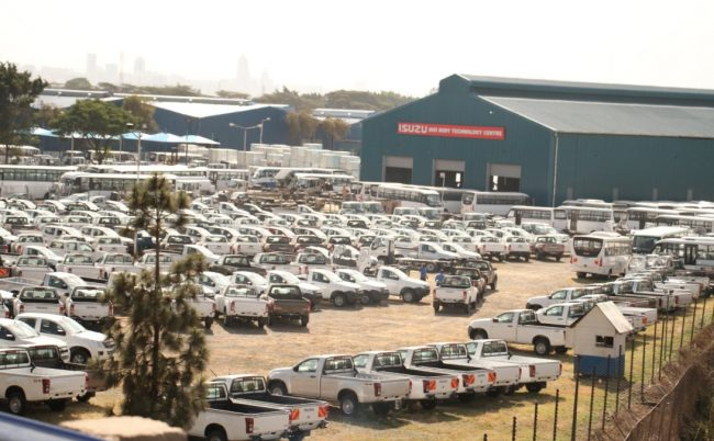 Isuzu East Africa partners with Co-op Bank to provide asset