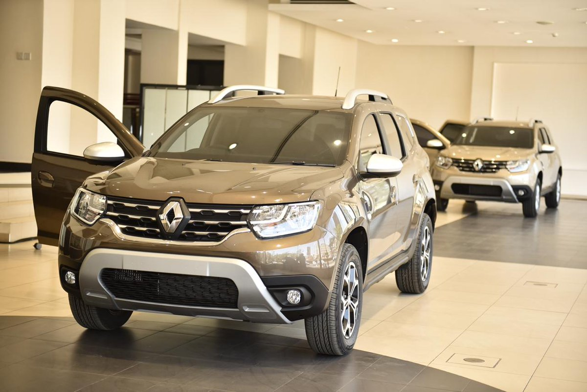 The 2019 Renault Duster is now available for sale in Kenya - HapaKenya 0c01986cd833