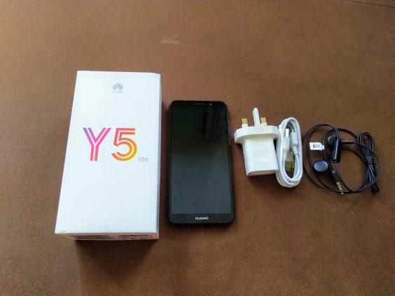 The Huawei Y5 Lite phone Review - HapaKenya