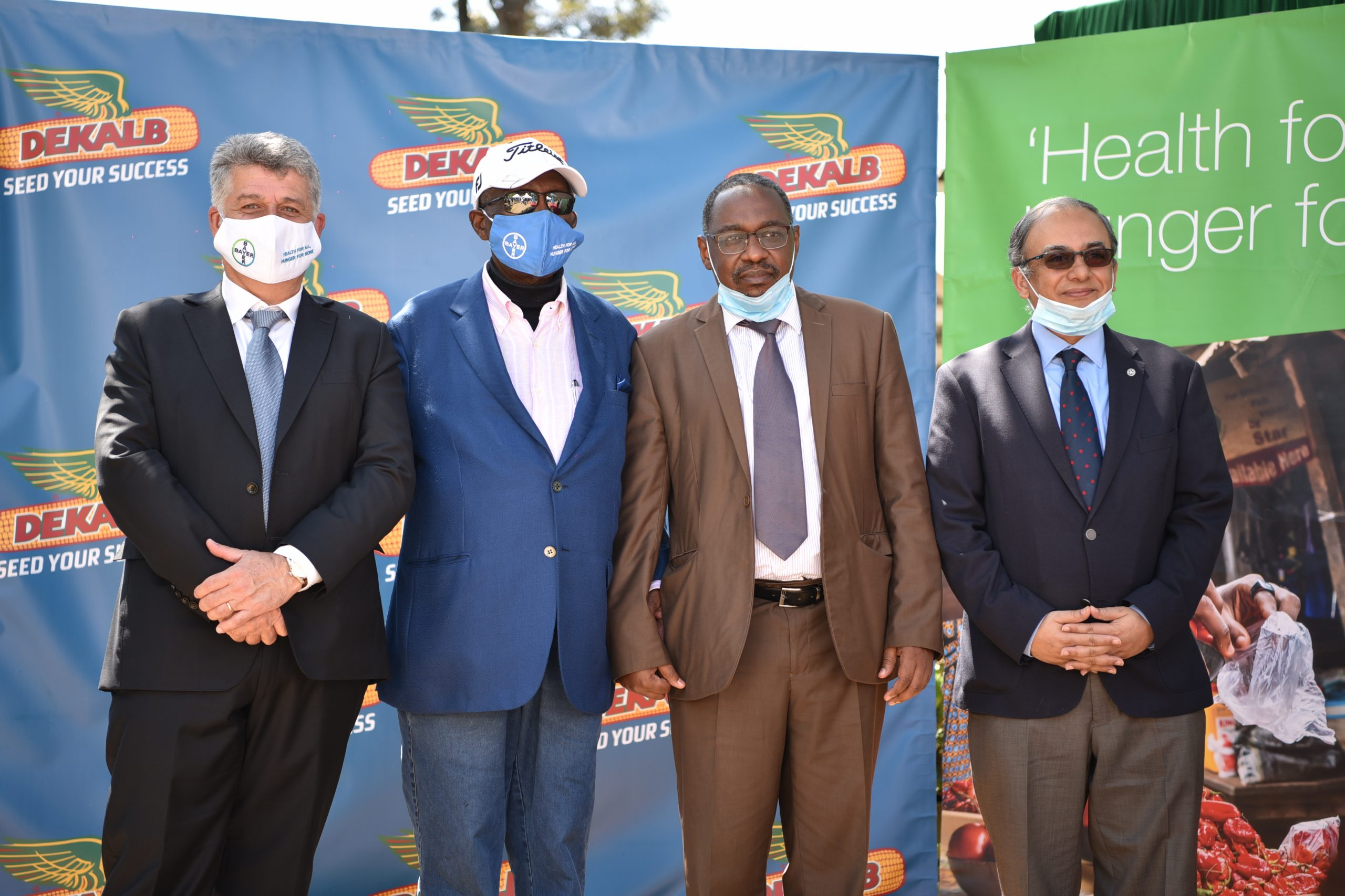 Bayer to provide free seeds to 700,000 farmers impacted by COVID-19 in Africa